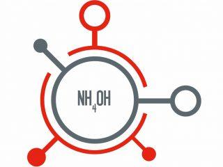 Hydroxyde d'ammonium, ammoniac en solution aqueuse, produit chimique pour fabrication d'engrais, produit chimique pour traitement de minerais, ammonia solution, aqua ammonia, chemical product for fertilizer manifucaturing, chemical for mining industry