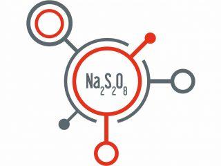 Persulfate de sodium, sodium persulfate, agent oxidant pour textile,  disodium salt, oxidizing agent, chemical product for textiles