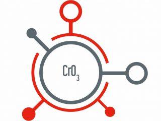 Acide chromique, chromic acid, produit chimique industrie automobile, galvanoplastie, chromer, produit pour chromer, chromic anhydride, chemical for plating, plating industry, chemical for automative industry